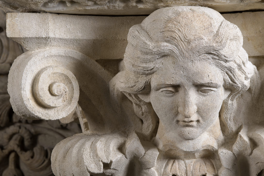 Chapiteau-Detail 1
