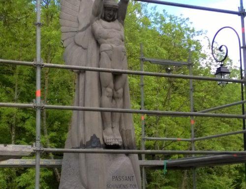 Monument aux Morts Jean Casale de Buc