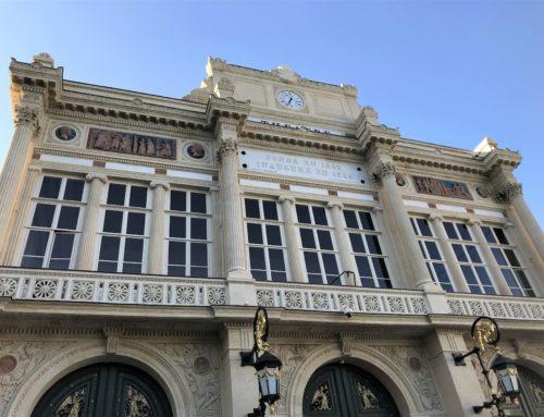 Théâtre municipal à Béziers