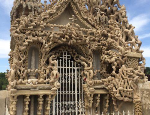 Palais du Facteur Cheval – Palais Idéal à Hauterives